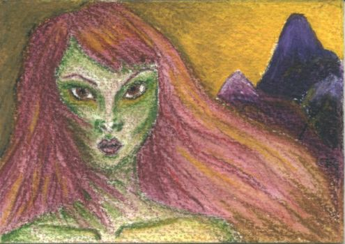 Temporal - ACEO by Orchid-Black