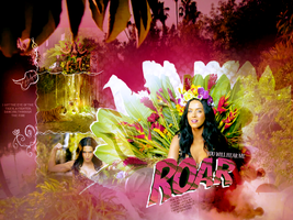 Katy Perry Roar by HayleyGuinevere