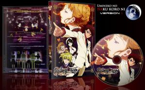 DVD Cover: Umineko no Naku by N1z1ra