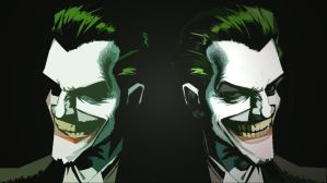 joker by soundaddict