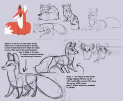 CRITIQUE: not-Bolt fox by otherwise