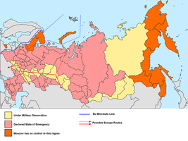 The Russian Saga: Part II: A State of Collapse by azivegu