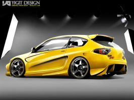 Subaru Wide Body - Zealot Car by ygt-design