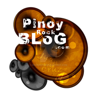 Pinoy Rock Blog Logo by reynante
