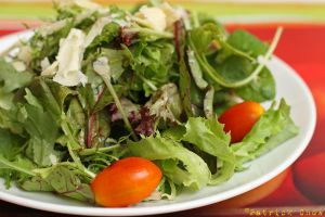 Garden salad again by patchow
