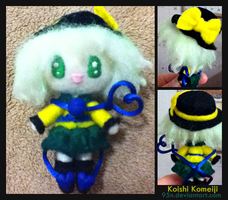 koishi plush by 95n