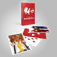 Shows Of Rooster Teeth Playing Cards by Synnesai