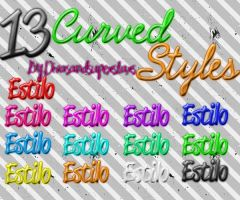 13 Curved Styles by DivasAndSuperstars