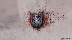 Decepticon Custom Wallpaper by afterfxpro