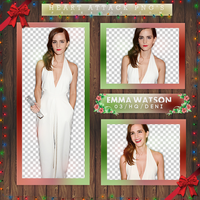 Emma Watson Photopack PNG by bubblegumhq
