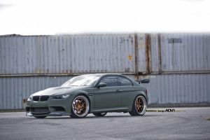 BMW E90 M3 Speedster by MOMOYAK by MOMOYAK