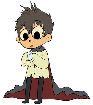 Younger Wirt by BerriesSparrowMouse
