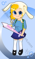 Fionna by sharleneyap