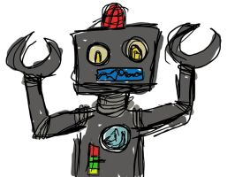 ROBOT BEEP by JASPERSISAWESOME