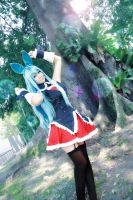 Mondaiji - Kuro Usagi by Xeno-Photography