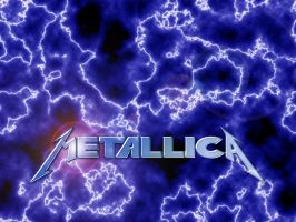 Metallica - Lightning by SabbraCadabra