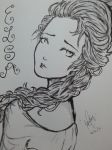 Let it go elsa by Berryberry4