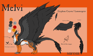 Melvi Reference by miryhis