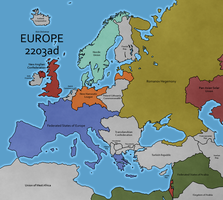 Europe - Aris Universe by Neethis
