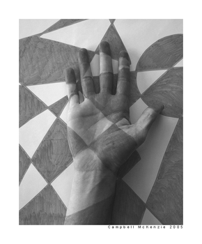 Abstract Hand by Iocus