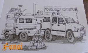 4  wheel Drive with everything by fanai59