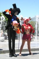 One Piece Gathering Fanime 09 by bishounenizer