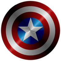 Captain America Shield redo by KalEl7