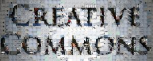 Creative Commons Mosaic by DrySin