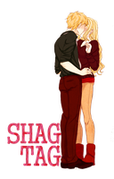 Shag Tag by Shivitan
