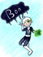 DP: Boo by BlueRoseFox