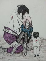 dont leave us behind (Fanfic) by Shaolinrachel