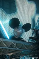 Deadmau5 at Good Vibes by SeetherX