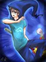 John Egbert-Homestuck by MelindaPhantomhive