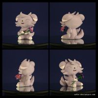 Espurr Sculpture by Aufur