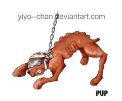 BHH Monster Contest : Pup by Yiyo--Chan