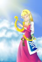 Zelda - Skyward Sword by DarthGuyford