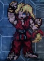 Ken Masters-csw by FatalJapan