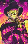 Neon Horror VII: Freddy by RetkiKosmos