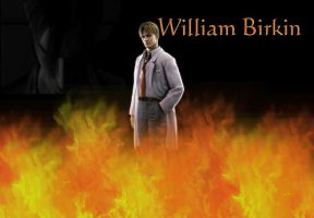 William Birkin by insaneRay