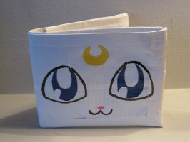 Sailor Moon Artemis Wallet by jodawg