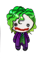 Gotham lovers: Joker by Danielle-chan