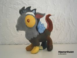 Baby Discord Sculpture by HipsterOwlet