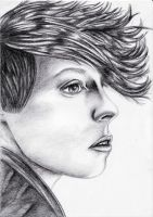 La Roux by pencil-addict