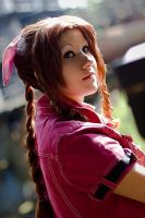 Aerith -Waiting For You On The Other Side by stormyprince