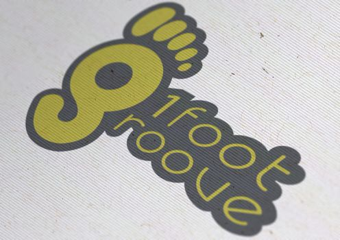 One Foot Groove Logo by schym