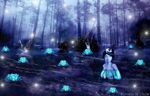 THE MAGIC PLACE by KerensaW