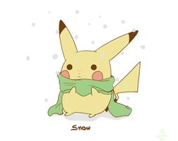 Snow by W-Lanier