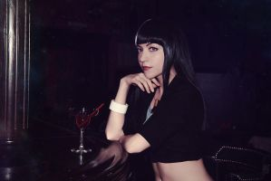 Chiyuki ~ Death Parade by SunChizz