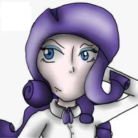 Human Rarity by SammyTheDoodler
