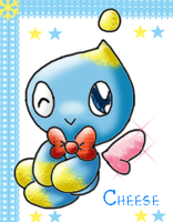 Cheese The Chao xD by Uruky